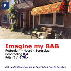Imagine my b&b Rotterdam