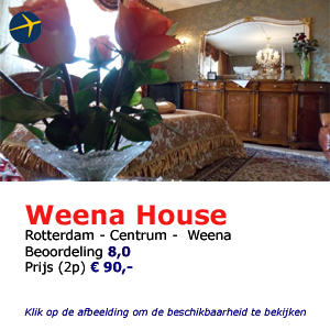bed and breakfast rotterdam Weena house